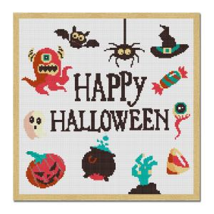 halloween cross stitch pattern 1-01