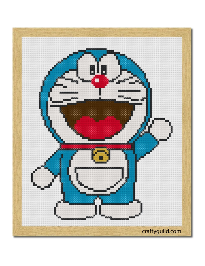 Amigurumi How to Make an Amigurumi Doraemon – by IDWY – Amigurumi ... | 900x695