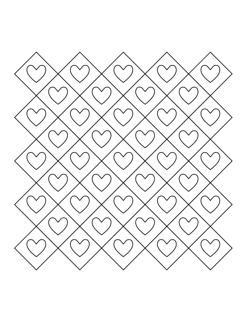 3d heart granny square baby blanket pattern-01